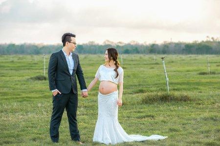 Leo Color Photostudio 婚紗影像 - 孕寫真