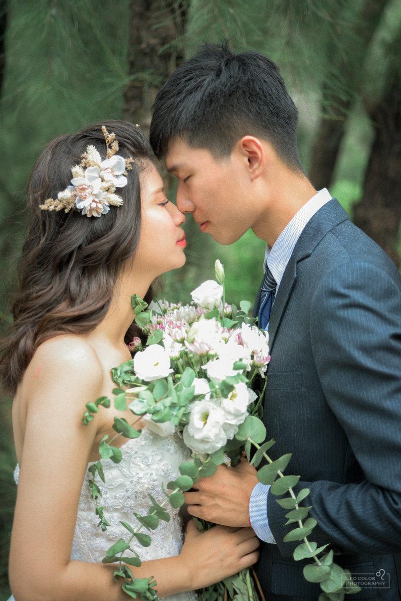 Leo Color 台南小資自助婚紗包套作品
