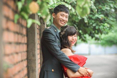 Leo Color 台南小資自助婚紗包套