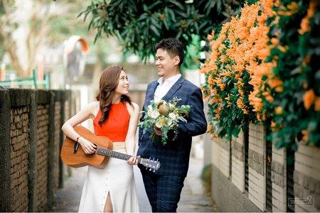 Leo Color 台南自助風格婚紗包套