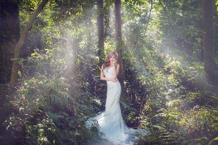森林仙子風