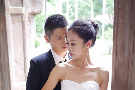 大陸中醫 自助婚紗