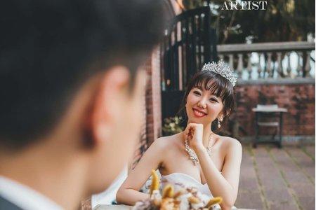 韓國新娘 婚紗外拍