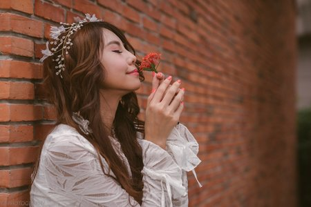 浪漫  公主頭