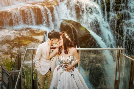 婚紗外拍  花禮服🌸🌸