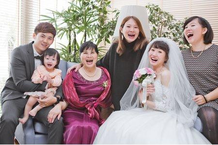 婚禮攝影作品 / 歐華酒店