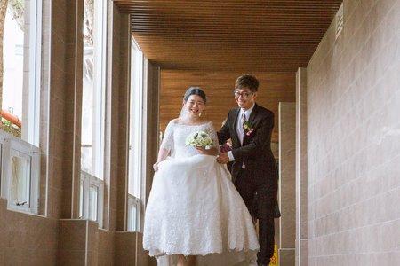 婚禮攝影作品 / 土城海霸王