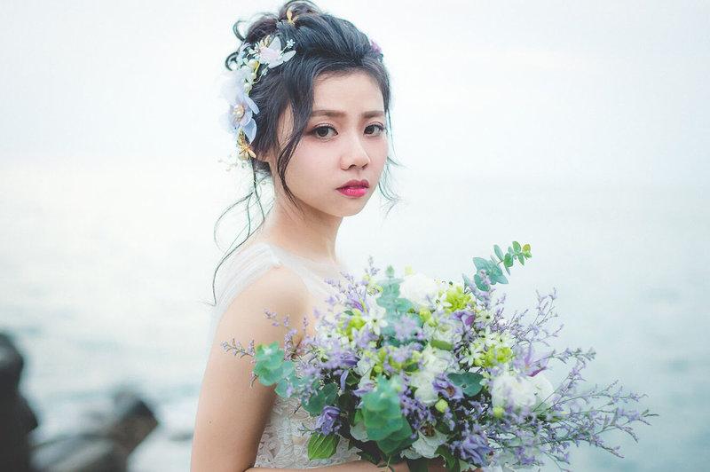 *Enn懷恩*新娘秘書 幸福婚禮整體造型