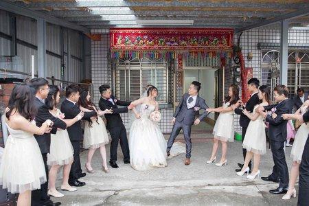 俊隆 & 婉婷 Wedding Record - 北屯江屋