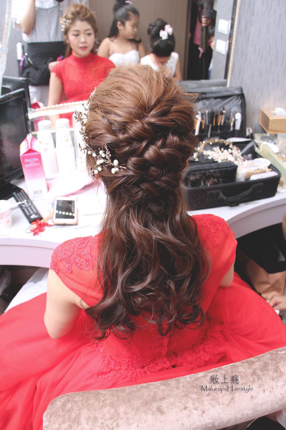 8 - Makeup-hairstyle 妝上癮 - 結婚吧一站式婚禮服務平台