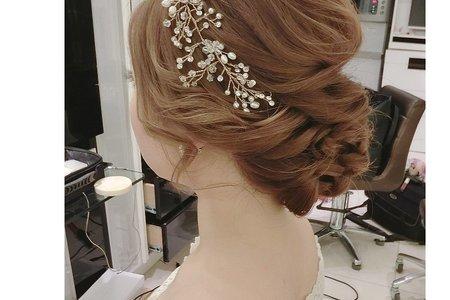 新娘秘書,跟拍服務,單妝髮,海外婚禮