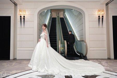 台北婚攝 育豪、薇昀 文華東方酒店