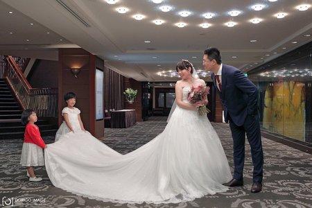 Eric & Cindy 台北世貿33婚攝
