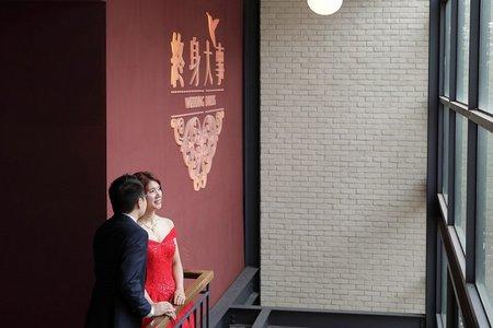 婚禮攝影 文定午宴 新莊終身大事婚禮工坊