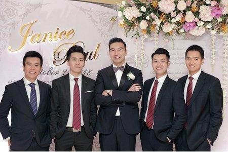 婚禮攝影 台北國賓飯店 國際廳