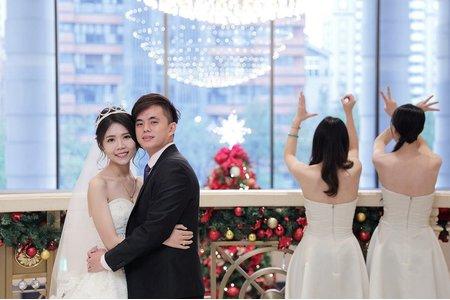 台北婚攝 三重迎娶 午宴美福飯店