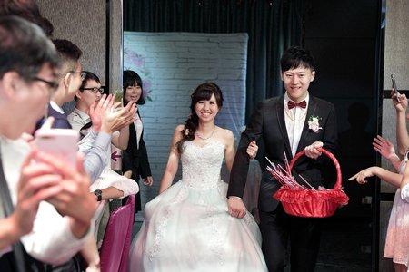 台北婚攝 文定迎娶晚宴 公館水源會館