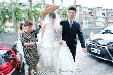 昇達&珮瑩 訂婚+結婚紀錄