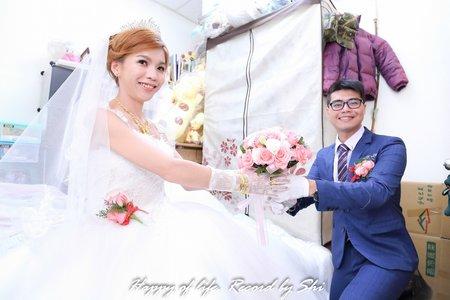 育瑄&崇凱 結婚紀錄