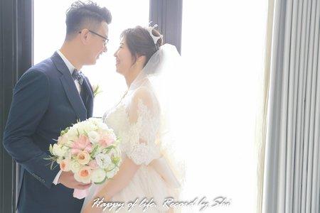 郁翔&張燦 結婚紀錄