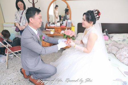 茂興&伊菱 訂結婚紀錄