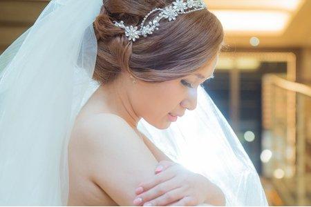 Sarah Wedding-彭園婚宴