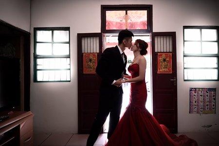 [南投婚攝]忠育❤文琪 南投婚禮紀錄@集集 和風山寨庭園餐廳