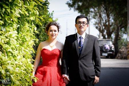 鴻志❤子翎。婚禮記錄@流水席