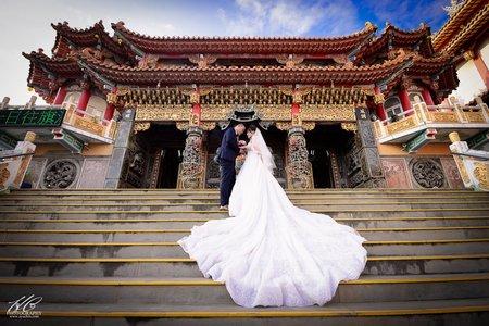 冠輝❤麗芳。婚禮記錄@旗津廣濟宮