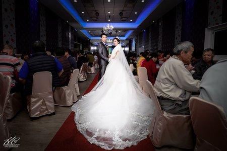 凱群❤玟圻。婚禮記錄@菜挫婚宴會館