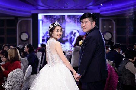 台中婚攝。旌宇&厚語@宜豐園主題婚宴會館