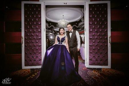 南投婚攝。海亮&珮雯,婚禮記錄@成都生活美食館