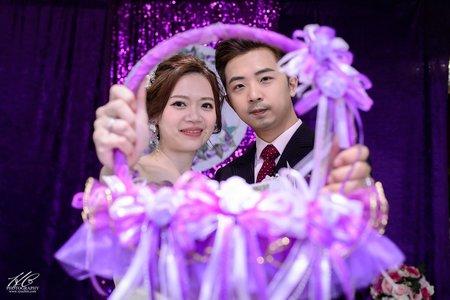 三好國際酒店@雲林婚攝。鵬凱&郁雯,婚禮記錄