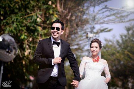 南投南島婚宴會館@南投婚禮紀錄。Utku&靖媖,婚禮記錄
