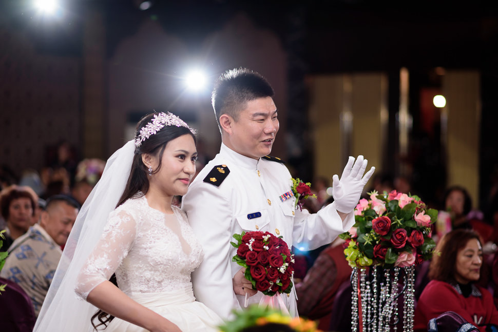 南島婚宴會館婚攝033 - 許晉 婚禮記錄 - 結婚吧