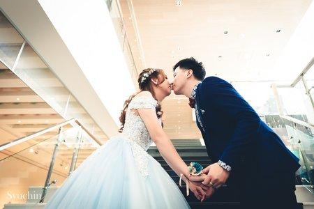彰化全國麗園大飯店@彰化婚禮紀錄。賢濬&柔雅,婚禮記錄