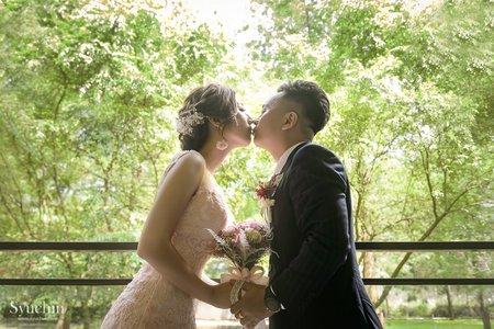 楓樺台一渡假村@南投婚攝。碩傑&易榆,婚禮記錄