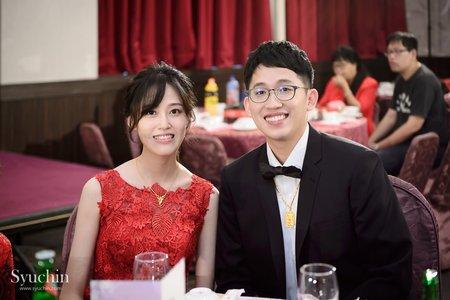 天送宴會廳@雲林婚攝。宥任&雨璇,婚禮記錄