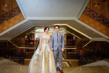台中僑園飯店@台中婚禮紀錄。可敬&欣怡,婚禮記錄