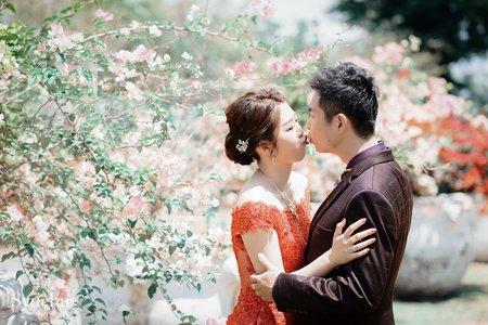 九九莊園@雲林婚攝。宗炘&藝美慧,婚禮紀錄