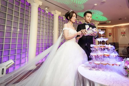 逸俊♥惠婷 婚禮記錄 / 台北水源會館