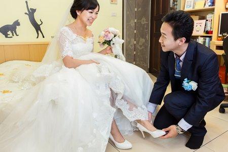 承澤♥靖涵 婚禮紀錄 / 岡山吉喜餐廳