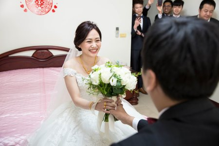 宗翰♥銀婕 婚禮紀錄 / 台中潮港城