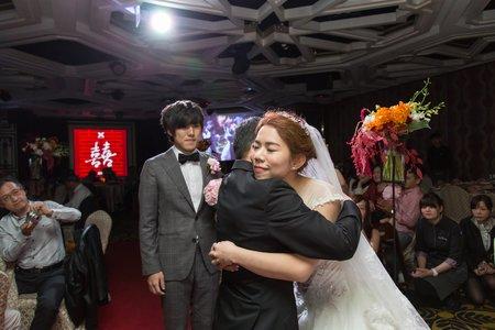 健佑♥林琪 婚禮紀錄 / 台中潮港城