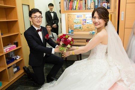 春益♥雅涵 婚禮紀錄 / 高雄金鑾宮