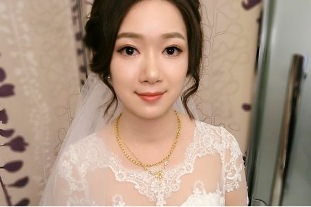 Mendy 蔓蒂老師-子涵新娘