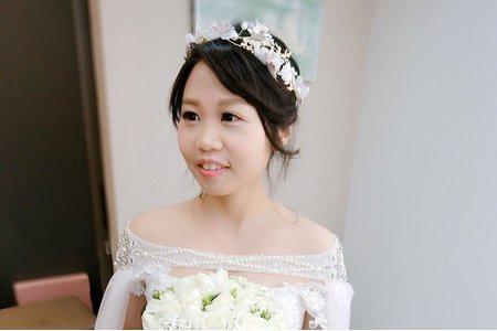 Mendy蔓蒂老師-伸怡新娘