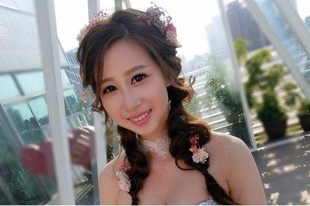 Mendy蔓蒂老師-芷凌新娘