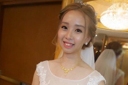 Evelyn小靜老師-予婷新娘