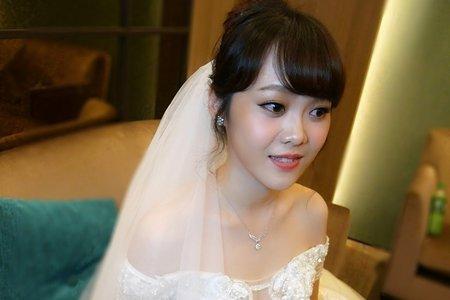 Evelyn小靜老師-琬真新娘